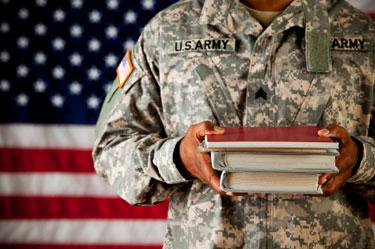 Taft College Veterans information