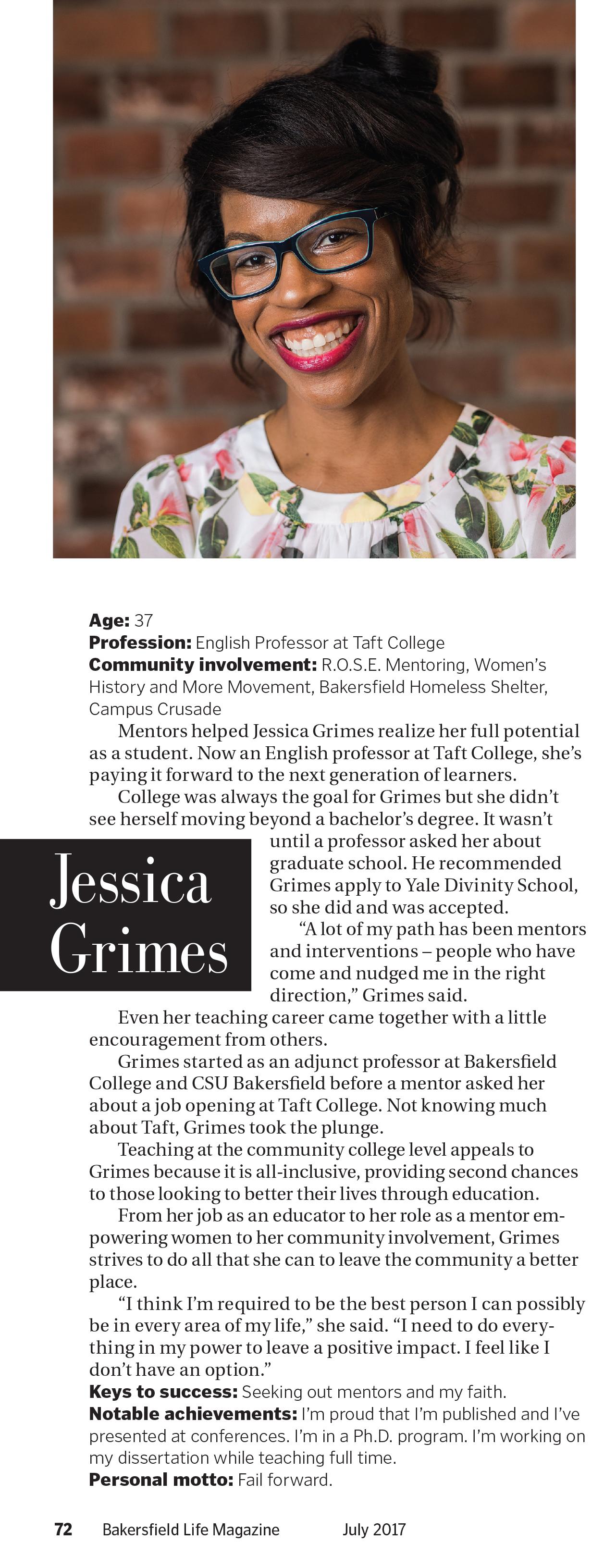Jessica Grimes