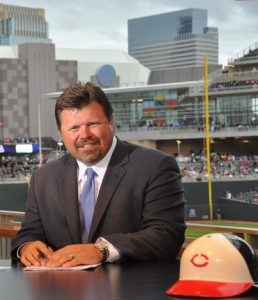 Ron Coomer inducted for Outstanding Male Athlete