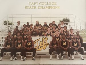 1985 California State Championship Track and Field Team inducted for Outstanding Team