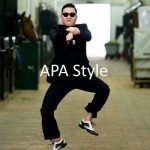 APA/Gangum style