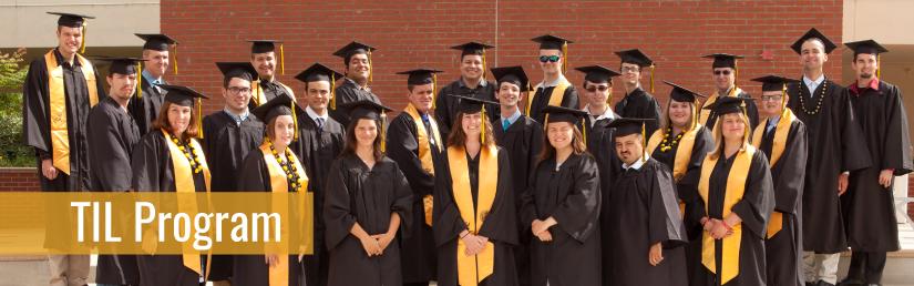 TIL Banner - Graduating students