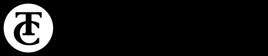 Horizontal Black and White Logo