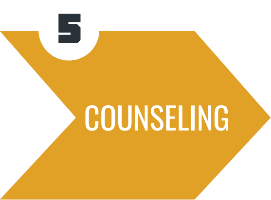 Step 5 Counseling