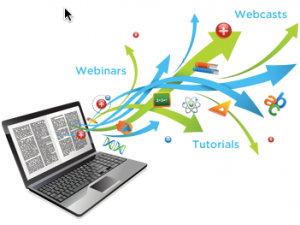webinars webcasts and tutorials