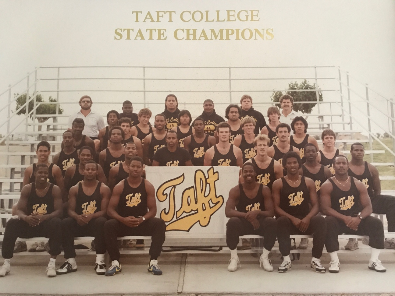 Taft College Campus Map.Hall Of Fame 2017 Inductees