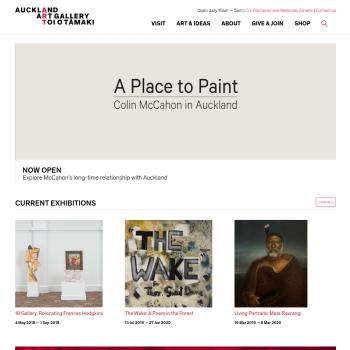 Auckland art gallery thumbnail