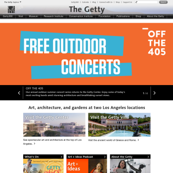 The Getty Thumbnail