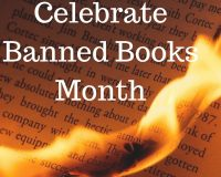 Celebrate Banned Books Month