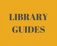 LIBRARY GUIDES