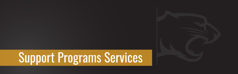 Student Support programs and services