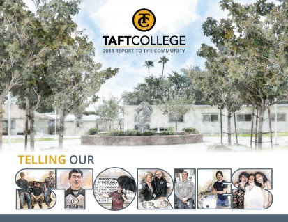 Taft College Community Report Thumbnail